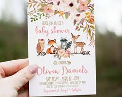 woodland baby shower invitations woodland baby shower invitations weareatlove