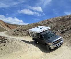 Ram 3500 Truck Camper - the other end of the spectrum strolling amok