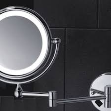 bathroom shaving mirrors wall mounted cool bathroom shaving mirrors 20 stylish wall mounted uk with socket
