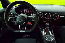 audi tt rs manual five cylinder frenzy 2018 audi rs3 tt rs