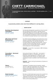 Business Development Resume Examples business development consultant resume samples visualcv resume