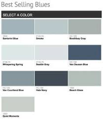 Favorite Bathroom Paint Colors - it u0027s true navy is the new black benjamin moore has some of the