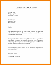 Example Of Block Format Letter by Ideas Collection Example Of Full Block Application Letter In