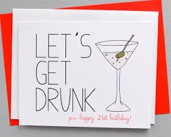 happy birthday cards 21 years old best 21st birthday sayings ideas