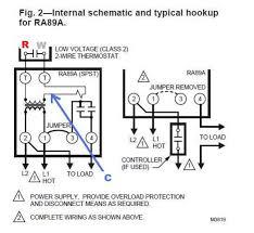 3 wire thermostat wiring diagram u0026 honeywell thermostat