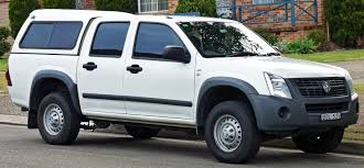 opel colorado holden rodeo ute review auto cars