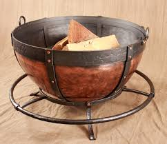 Copper Firepits Solid Copper Pit Solid Copper Pit Along With At
