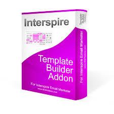 html template builder addon iem addons