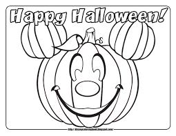 disney halloween coloring printouts divascuisine com