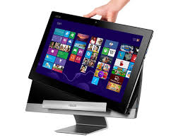 ordinateur asus de bureau asus transformer aio un pc de bureau windows 8 transformable en