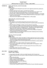 account manager resume exles travel account manager resume sles velvet account