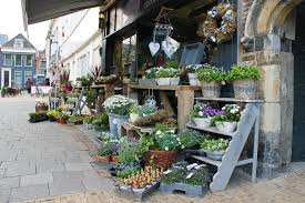flower shops in flower shop in gorinchem netherlands stock photo colourbox