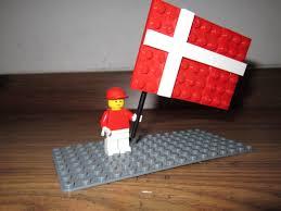 lego denmark flag danmark flags flags 4 pinterest