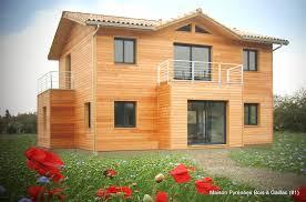 maison bois aquitaine pyrénées bois maisons ossature bois 64