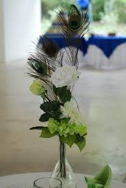Peacock Feather Centerpieces by 168 Best Peacocks Wedding Theme Images On Pinterest Indian