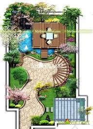 Japanese Garden Layout 551 Best Landscape Plans Images On Pinterest Landscape