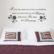 sticker mural chambre romantique stickers muraux chambre décor aerosmith paroles
