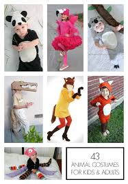 homemade animal costumes c r a f t