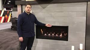 napoleon ascent linear gas fireplace bl46 product review youtube