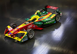 audi will compete in formula e race series fortune