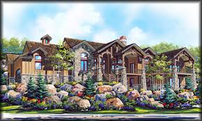 custom luxury home plans luxury house plans custom home floor plans search