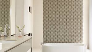 Beige Bathroom Tiles by 15 Stunning Bathrooms That Don U0027t Use White Tiles Style Curator