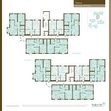 ground floor retirement homes plans in tatton boughton hall
