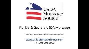 how to get pre approved usda loan rural housing mortgage florida
