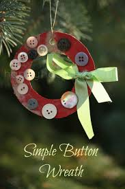 simple button wreaths for toddlers button wreath wreaths and