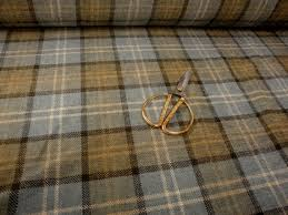 plaid home decor fabric 58 wide chenille upholstery fabric with hip mod plaid pattern in