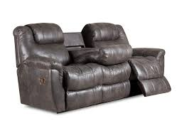 Lane Furniture Leather Reclining Sofa by Lane Montgomery Double Reclining Sofa With Drop Down Table And