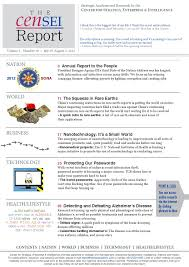 tcr volume 2 issue no 30 by the censei report issuu