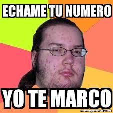 Marco Meme - yo te marco i will call you spanish
