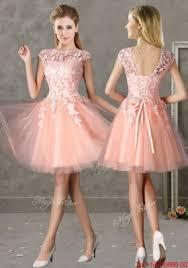 light pink dama dresses 2016 dama dresses