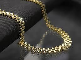 hip hop style necklace images Mens gold tone 12mm 30 quot inch hq hip hop style chain necklace jpg
