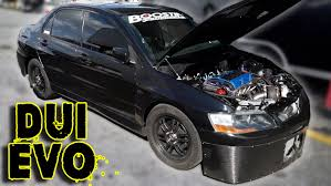 evo dui evo 1000 hp back half monster youtube