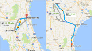 why is florida vs georgia played in jacksonville every year