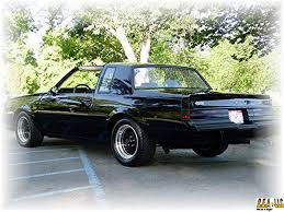 Buick Grand National Car Loveyourrides 1984 Buick Grand National Specs Photos