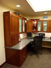 Custom Home Office Cabinets In Custom Office Cabinets Office Furniture Supplies
