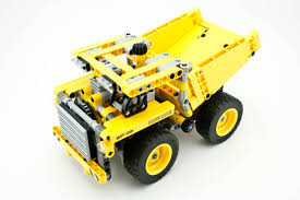 lego technic truck review 42035 mining truck rebrickable build with lego