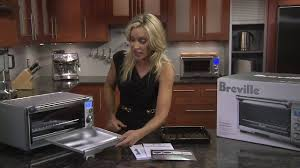 Breville Toaster Oven Review Out Of The Box Breville Compact Smart Oven Bov650xl Youtube