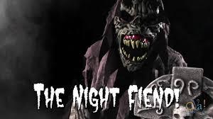 bane mask spirit halloween night fiend