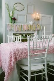 a quaint historic venue for a precious baby shower or birthday