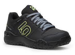 leather bike shoes five ten impact sam hill 3 mountain bike shoe