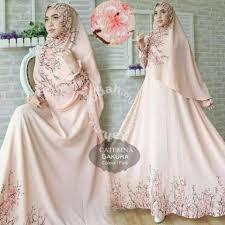 wedding dress syari muslimah sleeve catherina syari dress clothes for