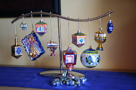 the scrappy genealogist advent calendar hanukkah ornaments
