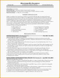 Government Sample Resume by 7 Resume For Government Jobs Paradochart