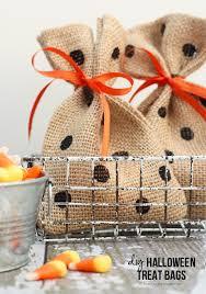 diy halloween treat bags live laugh rowe