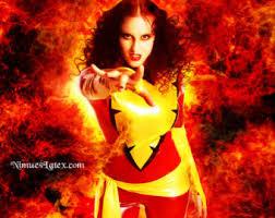 Dark Phoenix Halloween Costume Phoenix Costume Etsy