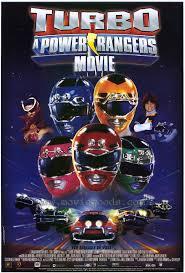 Turbo Power Rangers 2 - turbo a power rangers movie 1997 movie posters
